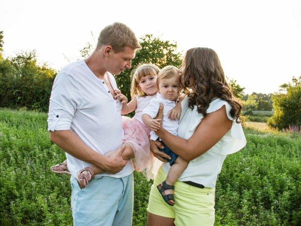 Beus és családja