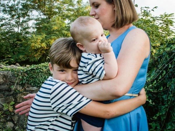 Adri és családja
